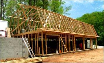 Gateway Barn Frame