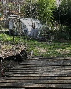 Bridge to Greenhouse